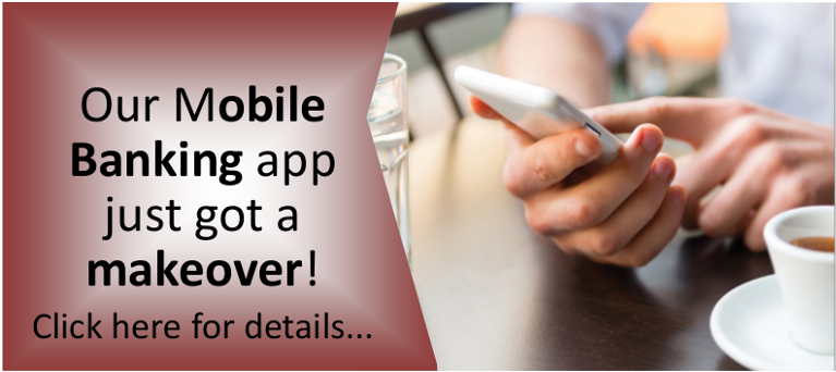 Mobile App Just Got A Makeover!