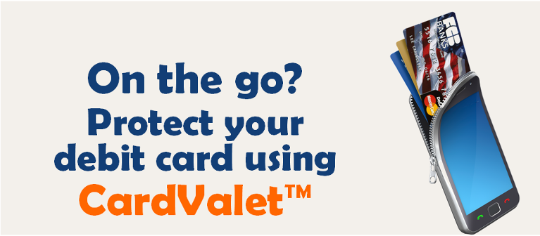 Card Valet - Protect Your Debit Card