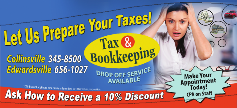 Tax & Bookkeeping - 2019