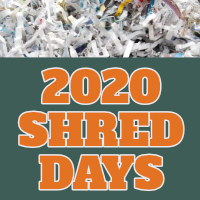 2020 Shred Days