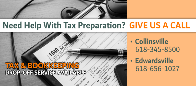 Need Help With Tax Preparation? Give Us A Call